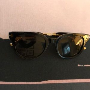 TOM FORD - TF542-K Unisex sunglasses